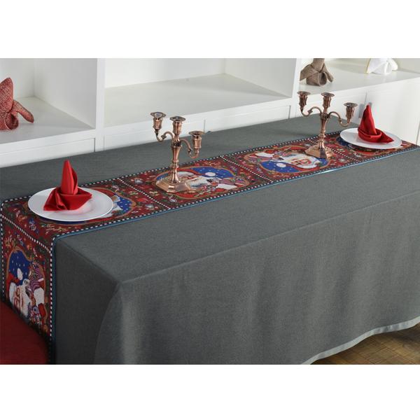 七星岛圣诞桌旗-七星岛圣诞桌旗