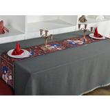 七星岛圣诞桌旗 -七星岛圣诞桌旗