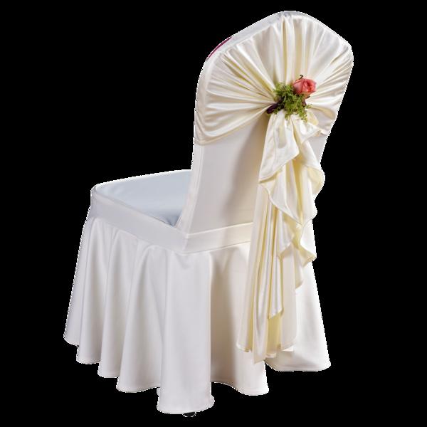 七星岛宴会椅套装饰保护头套-七星岛椅套装饰
