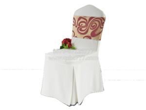 酒店椅套装饰 -QXTT0-1