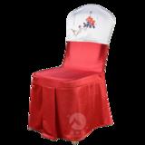七星岛椅套装饰椅套包头巾 -七星岛椅套装饰