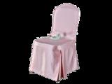 七星订制婚宴椅套粉红