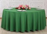 绿色台布能给宴会带来什么样的体验呢?