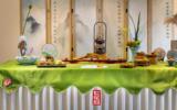 酒店餐桌上的艺术——荷花宴