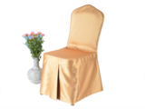 七星岛宴会高档香槟色椅套 -七星岛宴会高档香槟色椅套