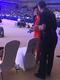西字椅套配饰在首场全球程序员大会上,吸引了著名主持人杨澜的关注。