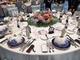 7厦门金砖欢迎晚宴副桌桌面布置