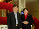 永康宾馆前总经理赵移起先生,是七星岛布艺的引路人