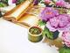 金砖夫人宴的桌面装置艺术拥有一个特别美丽的名字——鼓浪音韵