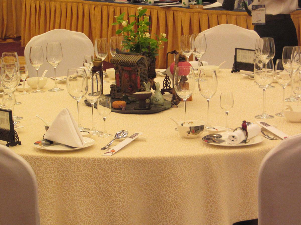 2015中国饭店技能大赛中餐西餐-479