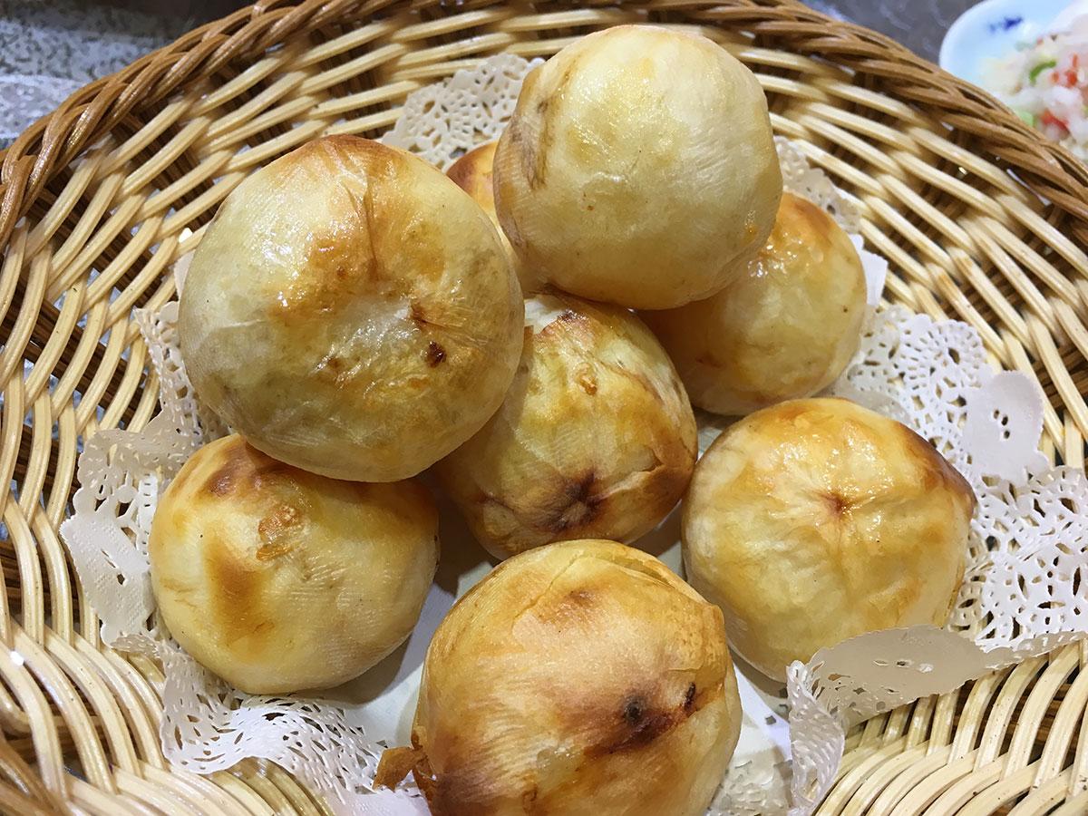 福苑烤土豆