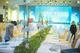 清新脱俗又时尚亮丽的宴会出自永康宾馆帐篷式千人宴会厅,环境能改变人、用心的人更能改造环境-(3)