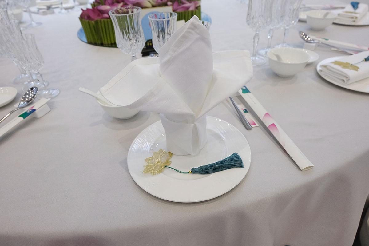 黄龙饭店荷花宴