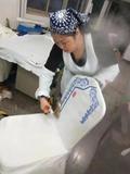 对布草的执着和热爱,让七星岛每位匠人都用心去做每件产品