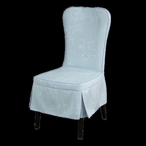 金砖晚宴椅套青岛上合晚宴餐椅玉兰花夫人宴椅套-七星岛夫人宴椅套