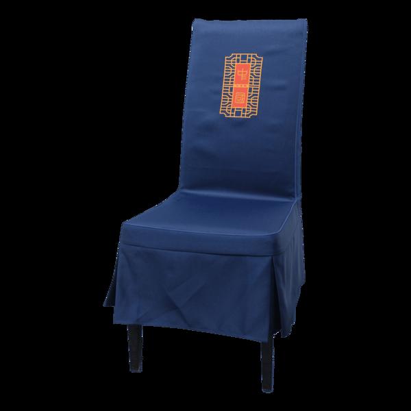 绣中国椅套短款椅套-七星岛绣中国椅套短款椅套