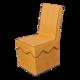 波浪腰椅套定制-3
