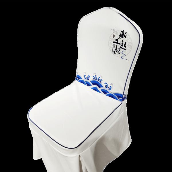 海上丝绸之路主题椅套-七星岛海上丝绸之路主题椅套