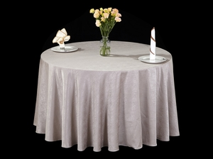拉斯维加斯偏卡其牛皮纸色桌布