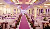 酒店宴会厅中央的柱子酒店如何轻松应对