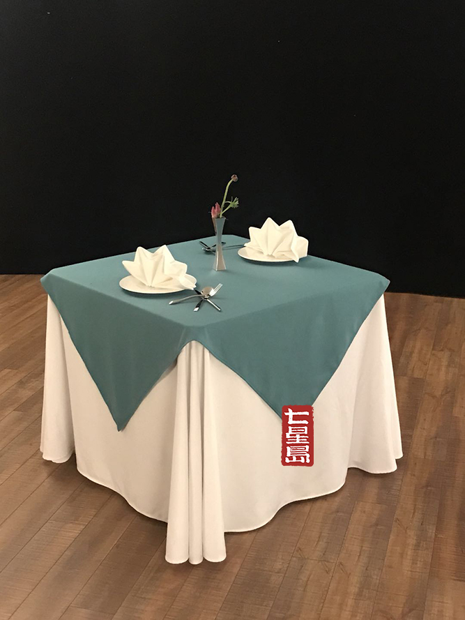 七星岛桌布