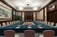 会议台呢的台型桌型的几种布置设计摆放