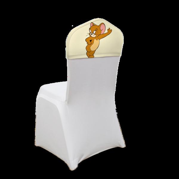 七星岛动画卡通人物定制弹力装饰套-