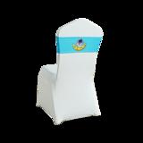 七星岛卡通宇航员一字椅弹力子装饰带 -TT