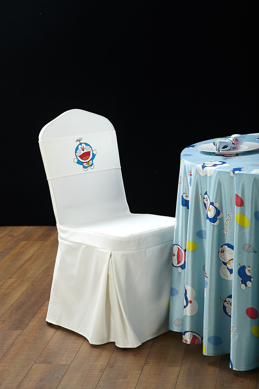 七星岛儿童桌布椅套