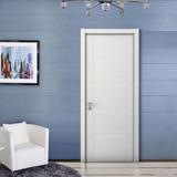 现代室内门卧室房门静音油漆门 -AC-020-J