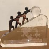 GDSC全球饰面大会成功举办,群喜门业荣获优秀组织奖