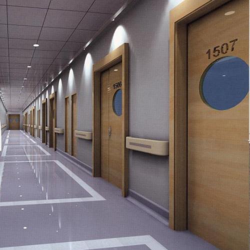 这款门,守护医患健康空间