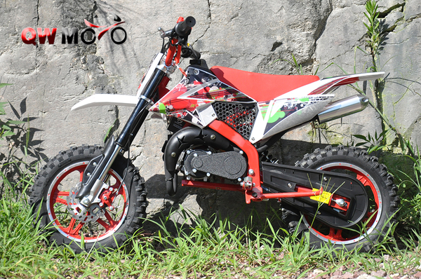 Dirt Bike-49CC QWMPB-01A electric start