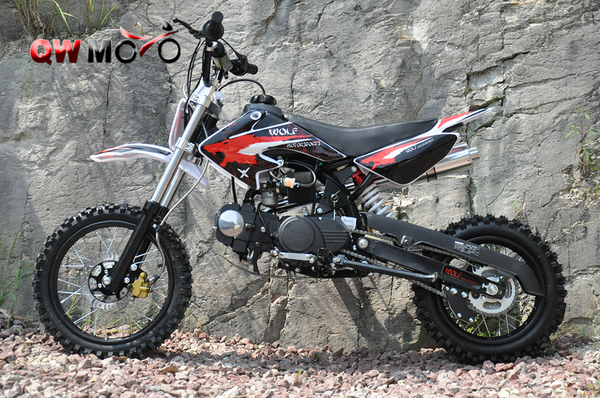 Dirt Bike-125CC QWDB-07