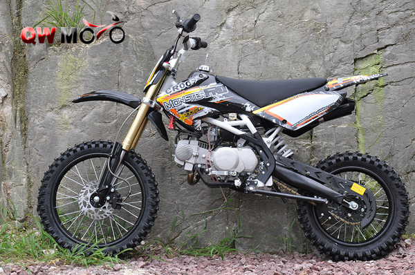 Dirt Bike-140CC-160CC QWDB-10A Oil Cooled