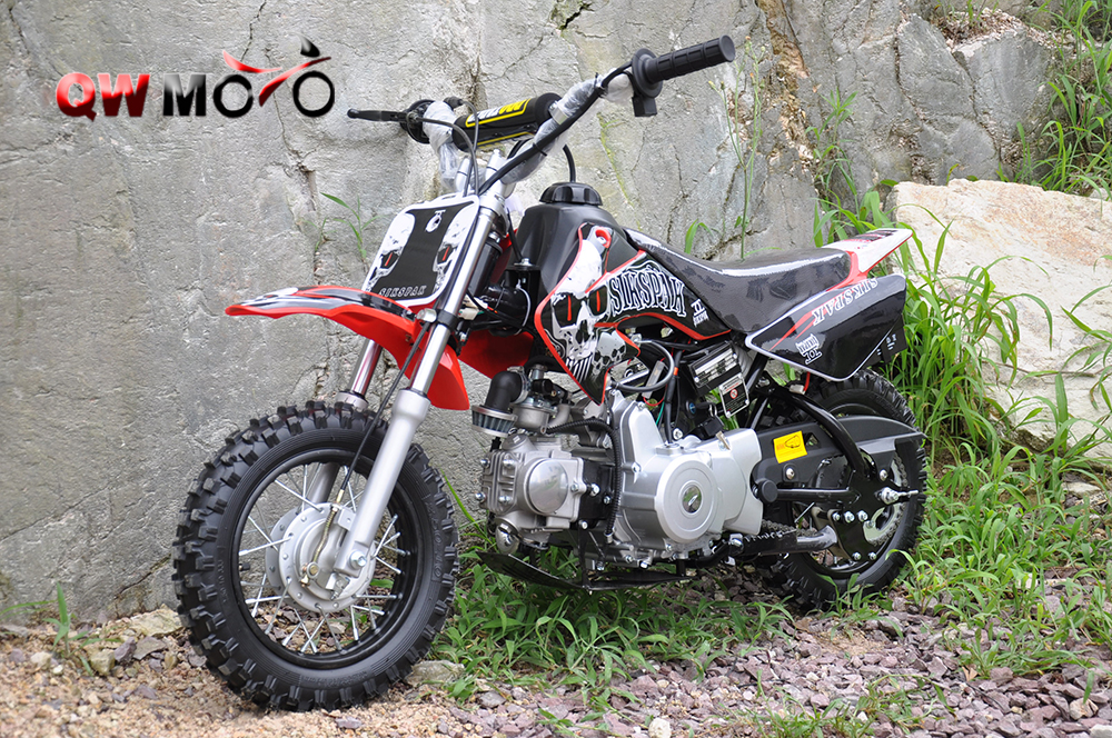 Dirt Bike-50CC QWDB-03A Triangle Swing