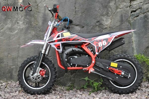 Dirt Bike 49CC QWMPB-02B