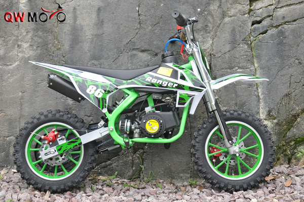 Dirt Bike 49CC QWMPB-02B