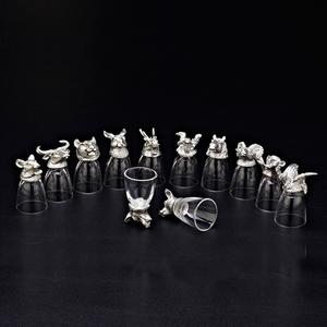 十二生肖白酒杯 -YJ-12