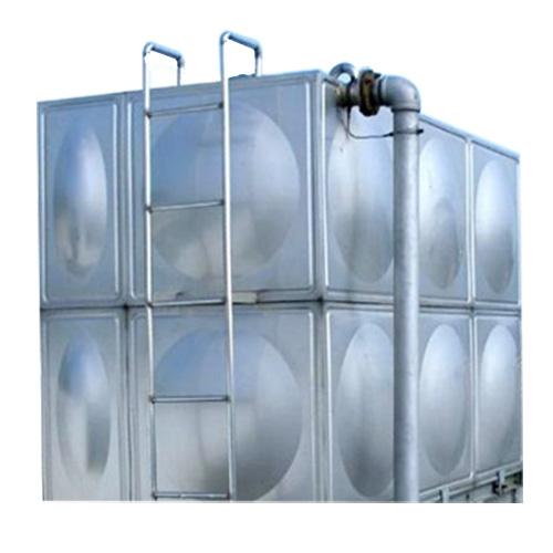 不同的不锈钢水箱生产厂家生产出来的产品有很大差别