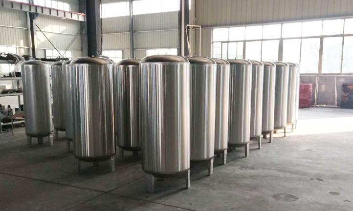 不锈钢水塔解决水源存储健康问题