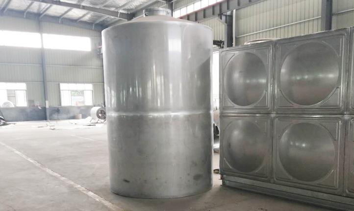不锈钢水箱厂定制组合式水塔受欢迎