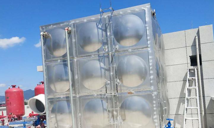 不锈钢水箱厂在竞争中成长
