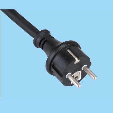 世界各国认证电源线-YK-003F