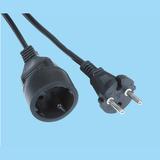 世界各国认证电源线 -YK-002-B