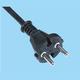 世界各国认证电源线-YK-002