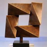 铜雕塑-1-12 -SS-112