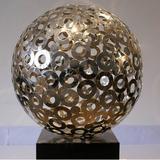 不锈钢雕塑-1-30 -SS-029