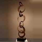 铜雕塑-1-16 -SS-116