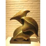 铜雕塑-1-21 -SS-121